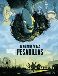 LA BRIGADA DE LAS PESADILLAS 2. NICOLAS
