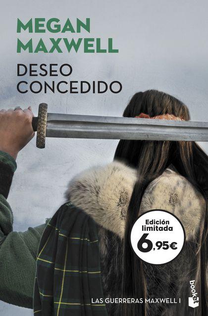 DESEO CONCEDIDO. LAS GUERRERAS MAXWELL 1