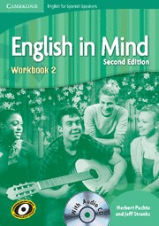 ENGLISH IN MIND FOR SPANISH SPEAKERS, ESO, LEVEL 2. WORKBOOK