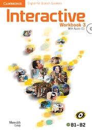(12).INTERACTIVE 3º.ESO.(WORKBOOK+CD) (SPANISH SPE