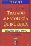TRATADO PATO.QUIRURGICA 2V 16§SABISTON