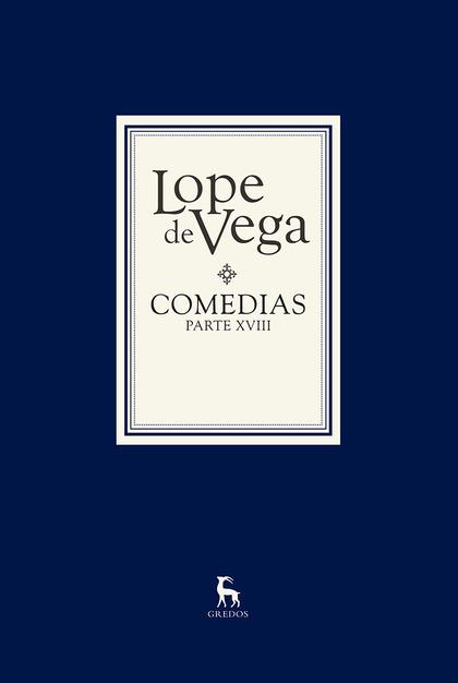 COMEDIAS PARTE XVIII (2 VOLUMENES)