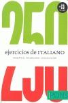 250 EJERCICIOS DE ITALIANO