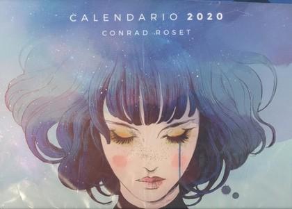 CALENDARIO GRIS 2020.