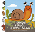 EL CARGOL FERRIOL I L´HERBA DE PONIOL