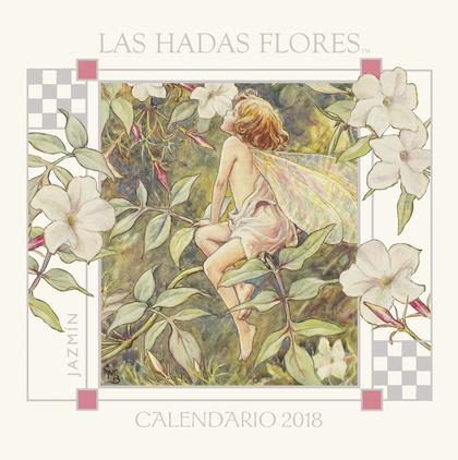 CALENDARIO DE LAS HADAS FLORES 2018.