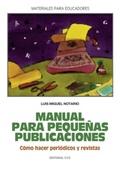 MANUAL PEQUEÑAS PUBLICACIONES