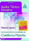 AUXILIAR TÉCNICO EDUCATIVO, PERSONAL LABORAL, JUNTA DE COMUNIDADES DE CASTILLA-LA MANCHA. TEMAR