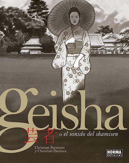 GEISHA.O EL SONIDO DEL SHAMISEN