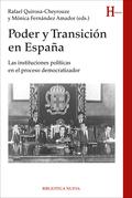 PODER Y TRANSICIÓN EN ESPAÑA.