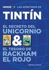 EL SECRETO DEL UNICORNIO & EL TESORO DE RACKHAM EL ROJO. ALBUM DOBLE