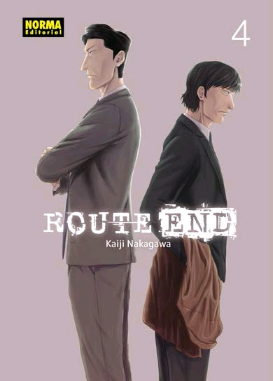 ROUTE END 04.