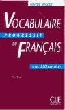 VOCABULAIRE PROGRESSIF DY FRANCAIS AVANCE