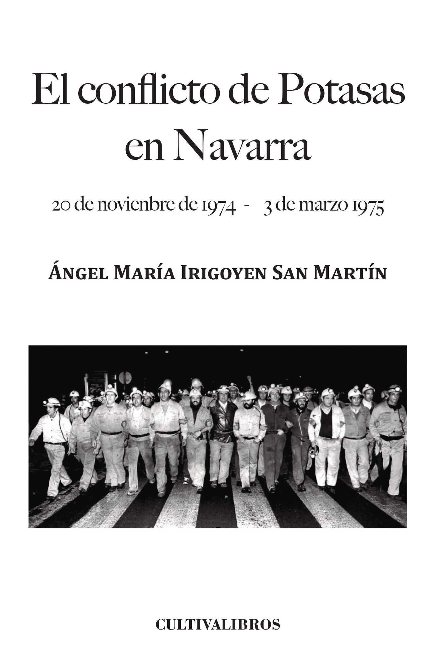 EL CONFLICTO DE POTASAS DE NAVARRA
