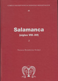 SALAMANCA                                                                       (SIGLOS VIII-XV