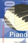 GUÍAS MUNDIMÚSICA. PIANO.