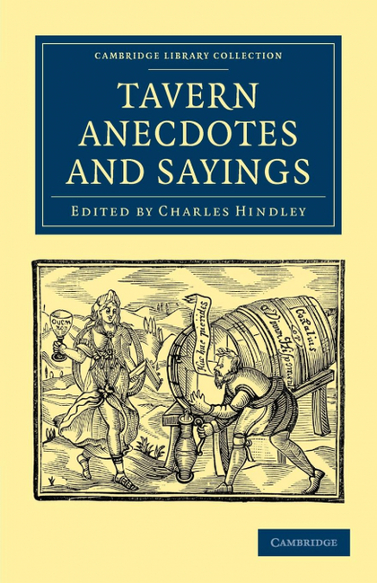 TAVERN ANECDOTES AND SAYINGS