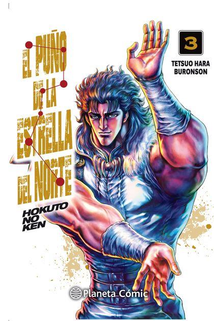 EL PUÑO DE LA ESTRELLA DEL NORTE (HOKUTO NO KEN) Nº 03/18.