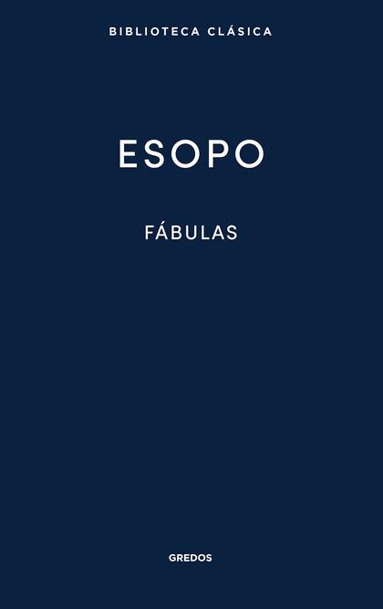 FABULAS (ESOPO)