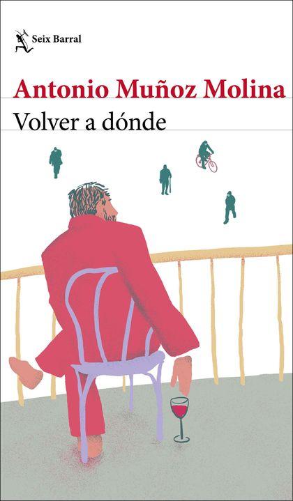 VOLVER A DÓNDE.