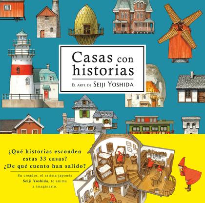CASAS CON HISTORIAS.