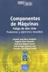COMPONENTES DE MÁQUINAS: FÁTIGA DE ALTO CICLO