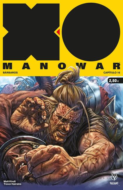 X-O MANOWAR 16