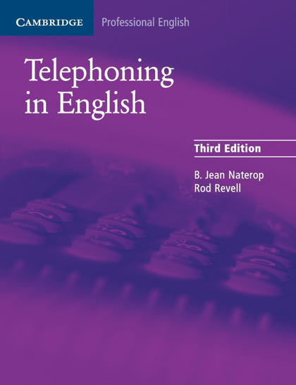 TELEPHONING IN ENGLISH ST 3ª