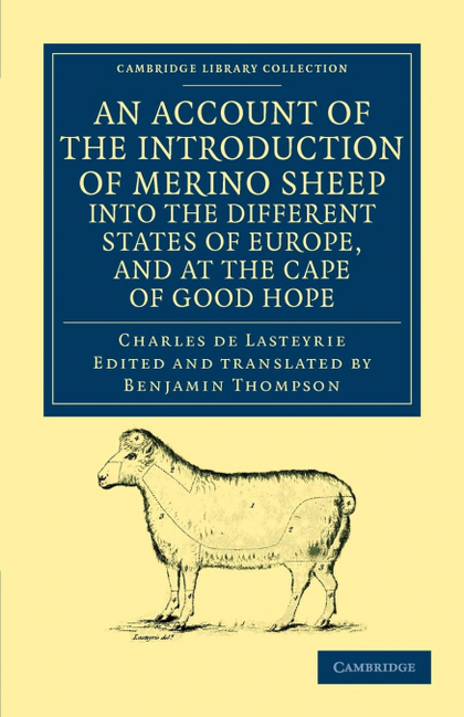 AN ACCOUNT OF THE INTRODUCTION OF MERINO SHEEP INTO THE DIFFERENT STATES OF EURO