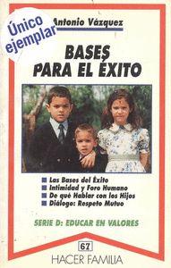 BASES PARA EL EXITO