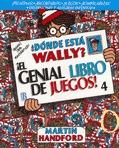 GENIAL LIBRO JUEGOS WALLY