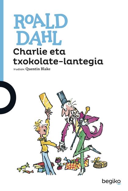 CHARLIE ETA TXOKOLATE-LANTEGIA.