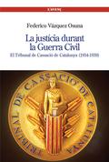 La justícia durant la Guerra Civil