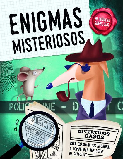 ENIGMAS MISTERIOSOS