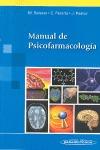 MANUAL DE PSICOFARMACOLOGÍA