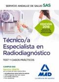 TECNICO ESPECIALISTA EN RADIAGNOSTICO TEST Y CASOS PRACTICO.