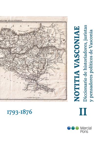 NOTITIA VASCONIAE 1793-1876