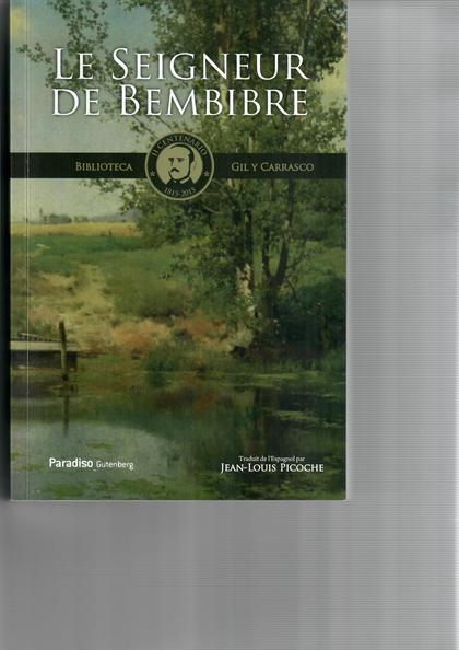 LE SEIGNEUR DE BEMBIBRE.