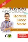 TEMARIO COMÚN VOL. II. OPOSICIONES TÉCNICOS GRADO MEDIO JUNTA DE ANDALUCÍA.