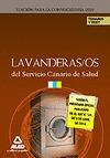 LAVANDERAS, SERVICIO CANARIO DE SALUD. TEMARIO Y TEST