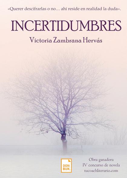 INCERTIDUMBRES