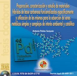 PREPARACIÓN, CARACTERIZACIÓN Y ESTUDIO DE MATERIALES HÍBRIDOS DE BASE CARBONOSA FUNCIONALIZADOS
