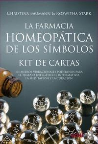 LA FARMACIA HOMEOPÁTICA DE LOS SÍMBOLOS KIT DE CARTAS                           PODEROSOS REMED