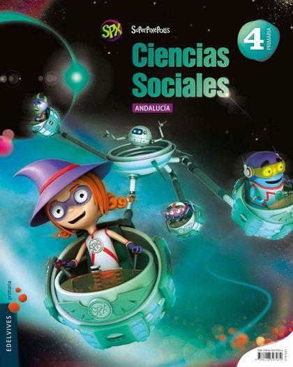 CIENCIAS SOCIALES, 4 EDUCACIÓN PRIMARIA (ANDALUCÍA)