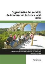 ORGANIZACIÓN DEL SERVICIO DE INFORMACIÓN TURÍSTICA LOCAL.