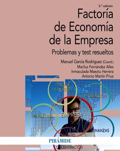 FACTORÍA DE ECONOMÍA DE LA EMPRESA.