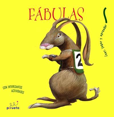 FÁBULAS. CON INTERESANTES ACTIVIDADES