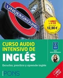 CURSO AUDIO INTENSIVO DE INGLÉS