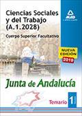 CIENCIAS SOCIALES Y DEL TRABAJO DE LA JUNTA DE ANDALUCÍA. CUERPO SUPERIOR FACULT.