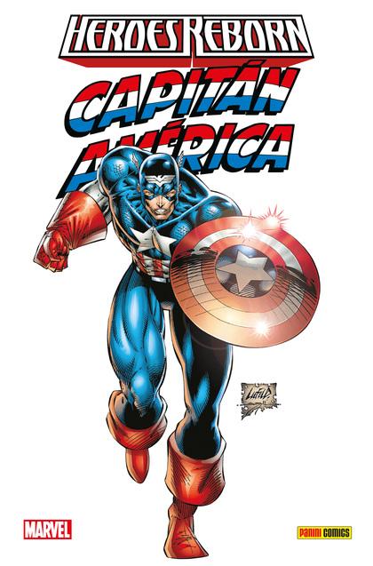 HEROES REBORN: CAPITÁN AMÉRICA.